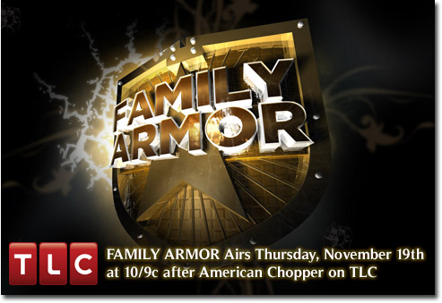 TLC's Family Armor