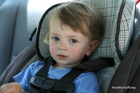 Toddler In Car Seat M