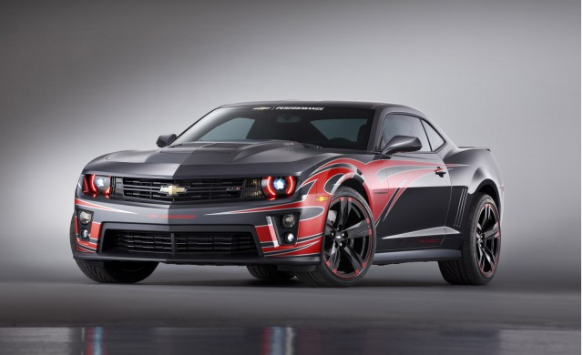 Chevy Camaro 2016 Convertible