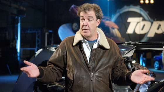 Top Gear Quotes Jeremy Clarkson Top Gear's Jeremy Clarkson