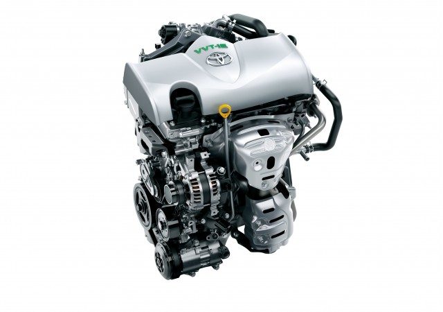 Toyota Gasoline Engine Achieves Thermal Efficiency Of 38