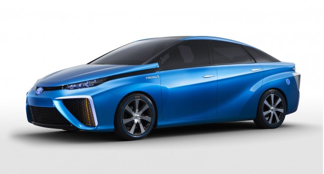 Fuel-Cell Cars Price-Competitive With Electrics By 2030  Toyota SaysYear 2030 Cars