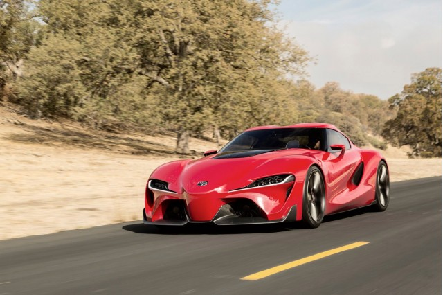 new toyota supra to share platform with new bmw z4 report. Black Bedroom Furniture Sets. Home Design Ideas