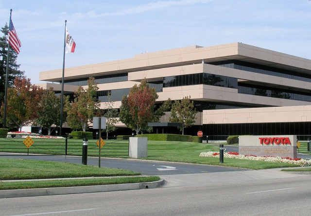 Nissan Of Torrance Rumor: Toyota Packing Up California HQ, Moving To Texas To ...