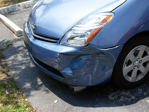 A new study concludes that Prius repairs cost 8.4 percent more than repairs on non-hybrid economy cars.