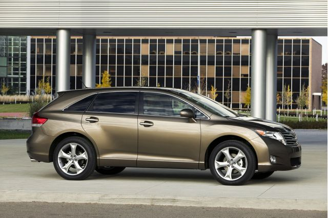 2009 toyota venza review ratings specs prices and. Black Bedroom Furniture Sets. Home Design Ideas