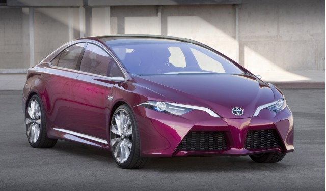 will toyota prius hybrid change its shape for 2015. Black Bedroom Furniture Sets. Home Design Ideas