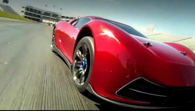 New Electric Sports Car Does 0 60 In 2 3 Seconds But