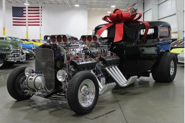 Twin engine 1932 ford sedan delivery hot rod up for sale at hemmings