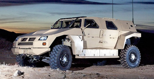 U.S. military working on next-gen Humvee