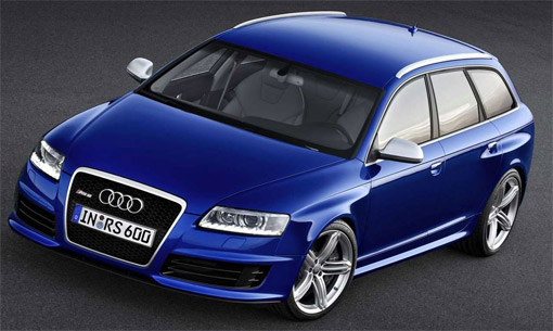 U S To Miss Out On Audi Rs6 Avant Sedan Still Coming