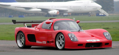 ultima gtr unofficially fastest around top gear track. Black Bedroom Furniture Sets. Home Design Ideas
