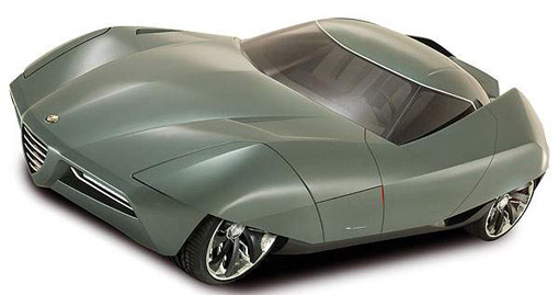 Update: Bertone B.A.T. 11 concept revealed