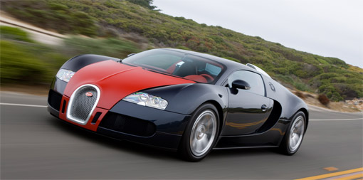 Update: Bugatti adds more combinations for Veyron Fbg par Hermès