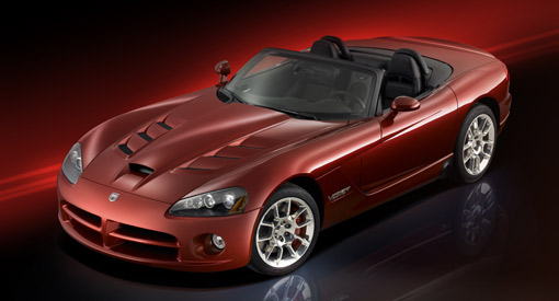 Updated: E85 Viper fails to break speed record