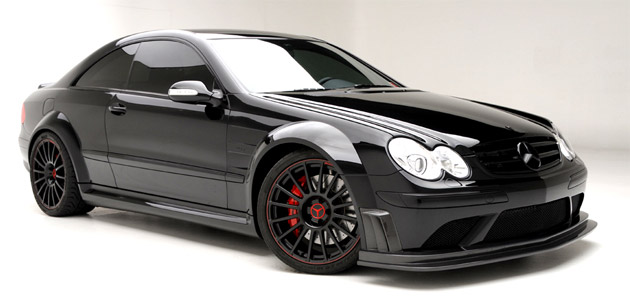 Vorsteiner CLK63 AMG Black Widow