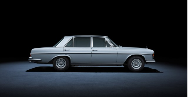 W108 Mercedes-Benz 280 SEL (1965 to 1972)