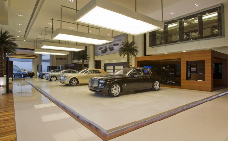 World's largest Rolls-Royce dealership opens in Abu Dhabi