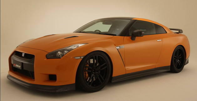 The Zele GT-R Complete Edition will be available worldwide but is limited to just eight cars