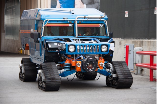 Plug-In Hybrid HUMMERs Headed For The South Pole On Biofuel
