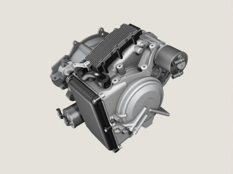 ZF's front-drive 9-speed transmission