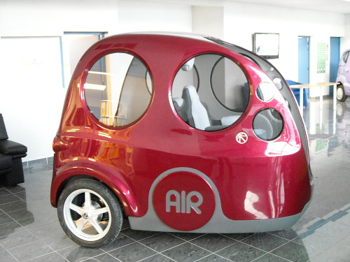 Zero Pollution Motors >> Zero Pollution Motors plans 2011 U.S. launch for 106mpg ...