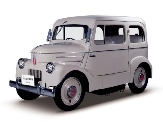 Nissan Leaf's Great-Grandfather: The Tama EV