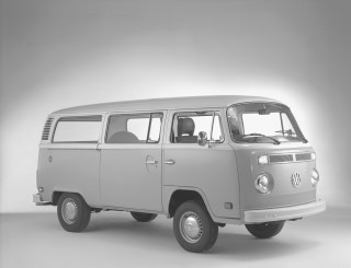 VW Bus Hybrid That Never Was: The Microbus Prototype Of 1977