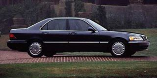 1997 Acura RL Photo