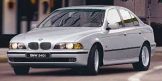 1997 BMW 5-Series Photo