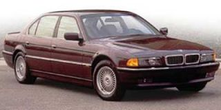 1997 BMW 7-Series Photo