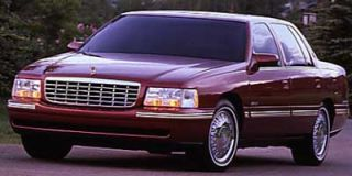 1997 Cadillac d'Elegance Photo