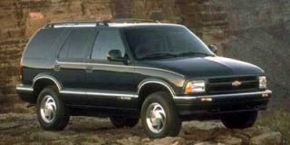 1997 Chevrolet Blazer Photo
