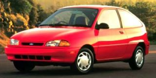 1997 Ford Aspire Photo