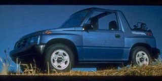 1997 Geo Tracker Pictures/Photos Gallery - MotorAuthority