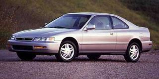1997 Honda Accord Coupe Photo