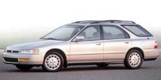 1997 Honda Accord Wagon Photo