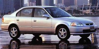 1997 Honda Civic Classic Photo