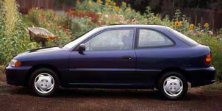 1997 Hyundai Accent Photo