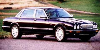1997 Jaguar XJ Photo