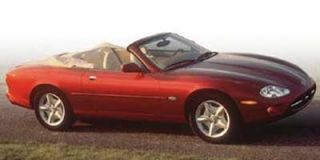 1997 Jaguar XK8 Photo