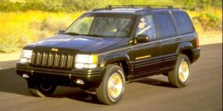 1997 Jeep Grand Cherokee Photo