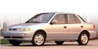 1997 Kia Sephia Photo