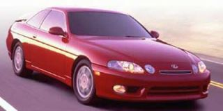 1997 Lexus SC 400 Luxury Sport Coupe Photo