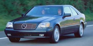 1997 Mercedes-Benz S Class Photo