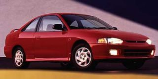 1997 Mitsubishi Mirage Photo