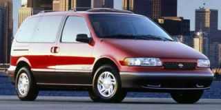 1997 Nissan Quest Photo