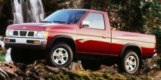 1997 Nissan Trucks 2WD Photo