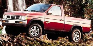 1997 Nissan Trucks 4WD Photo