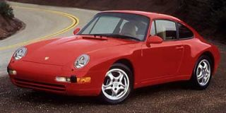 1997 Porsche 911 Carrera 4 Photo